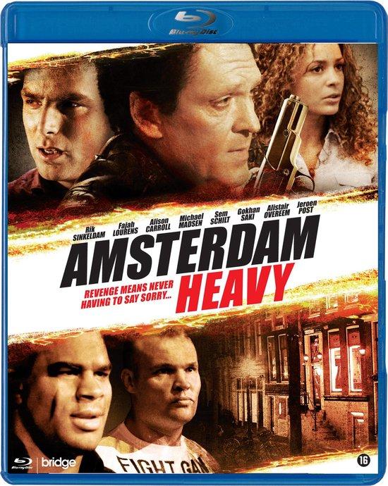 Cover van de film 'Amsterdam Heavy'