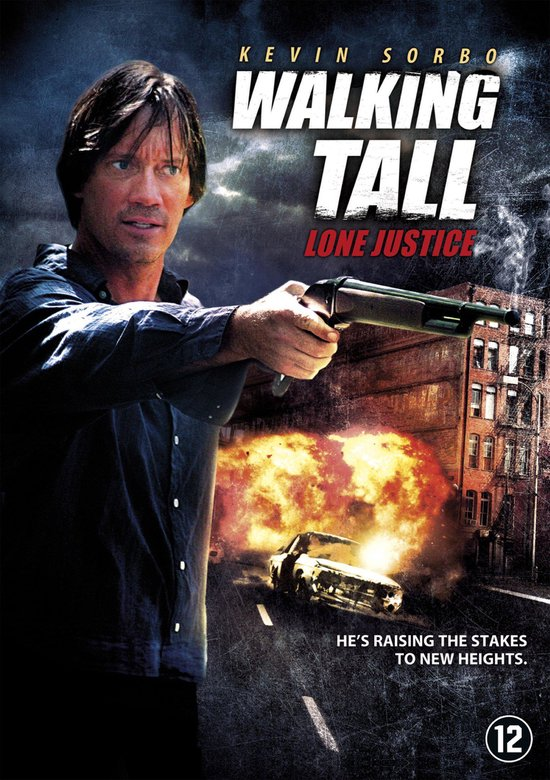 Cover van de film 'Walking Tall - Lone Justice'