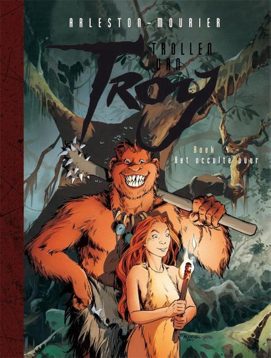 Trollen van troy 04. het occulte vuur - Christophe Arleston pdf epub