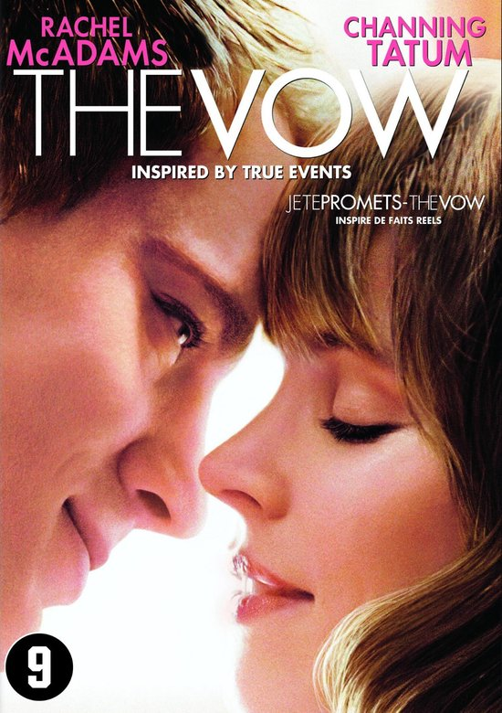 Cover van de film 'The Vow'