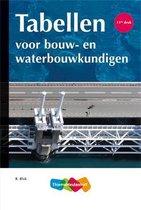 Tabellen voor bouw- en waterbouwkundigen