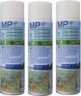 Tent waterdicht maken spray 4 stuks bussen MP+