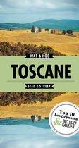 Wat & Hoe Reisgids - Toscane
