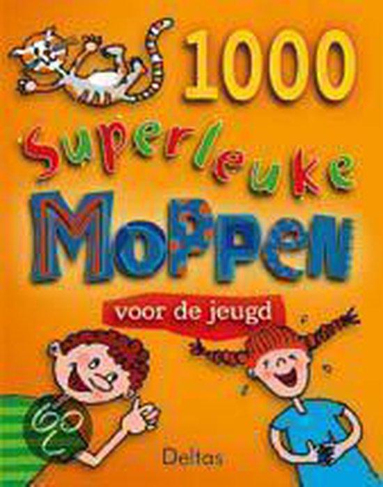 Cover van het boek '1000 superleuke moppen voor de jeugd'