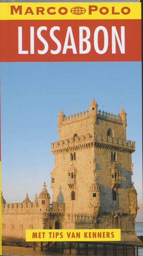 Marco Polo Reisgids Lissabon - Manfred Barthel |