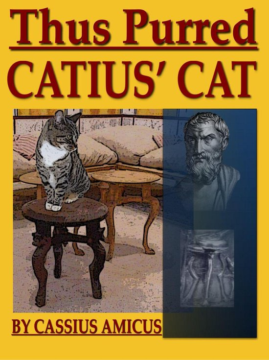 Afbeelding van Thus Purred Catius Cat