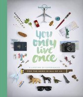 Boekomslag van 'Lonely Planet You Only Live Once'