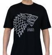 GAME OF THRONES - T-Shirt Stark Men (L)