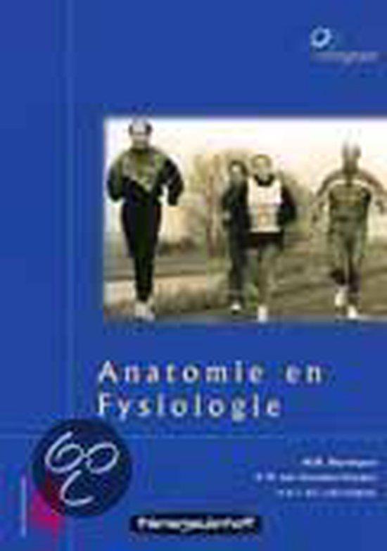 Anatomie en fysiologie - W.M. Mandigers  
