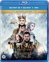 The Huntsman : Winter's War (3D Blu-ray)