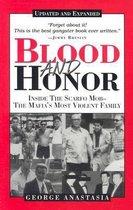 Boek cover Blood and Honor van George Anastasia