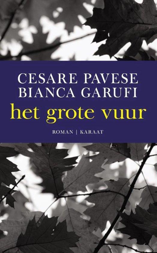 Het grote vuur - Cesare Pavese   Fthsonline.com