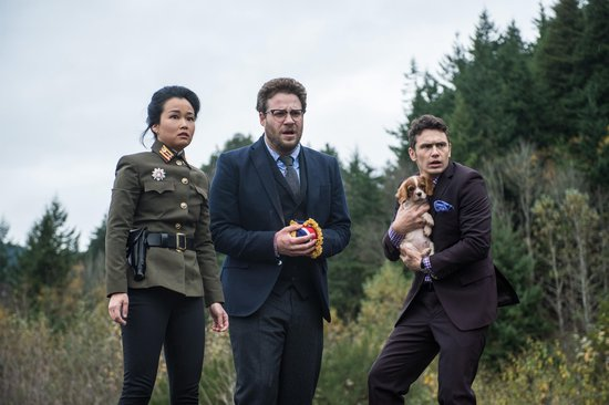 The Interview (Blu-ray) - Movie