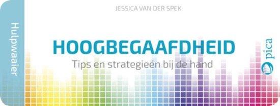 Hulpwaaier hoogbegaafdheid - Jessica van der Spek | Readingchampions.org.uk