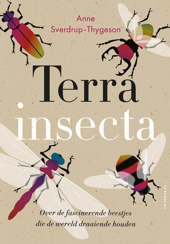 Terra Insecta - Anne Sverdrup-Thygeson |