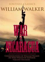 Omslag The War in Nicaragua