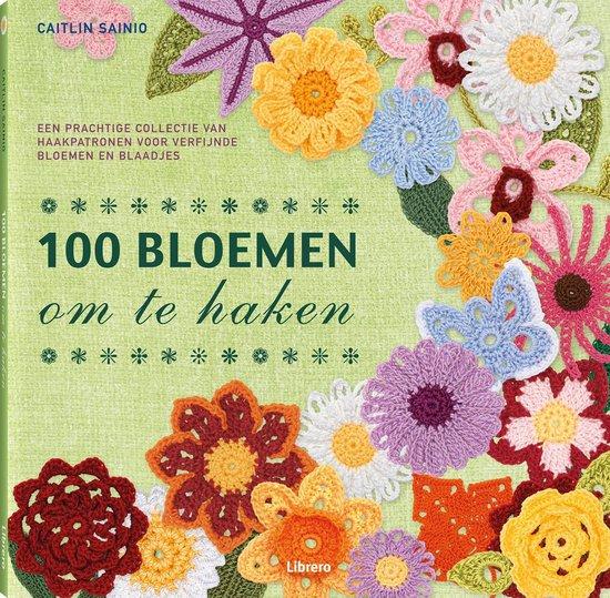100 Bloemen om te haken - Caitlin Sainio | Fthsonline.com