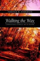 Boek cover Walking the Way van R. Anderson, Terence