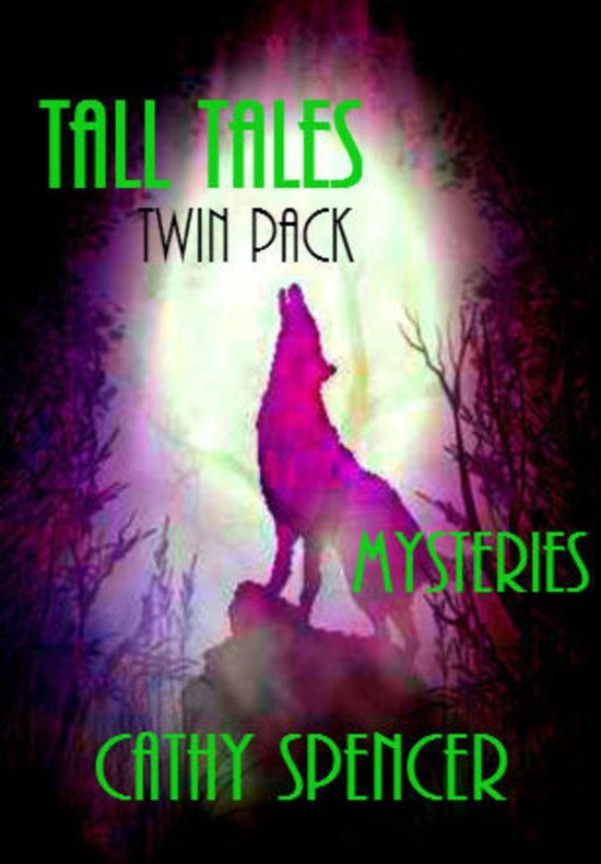 Omslag van Tall Tales Twin-Pack, Mysteries