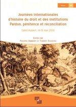 Journées internationales d'histoire du droit et des institutions