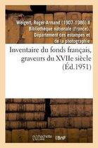 Inventaire du fonds francais, graveurs du XVIIe siecle