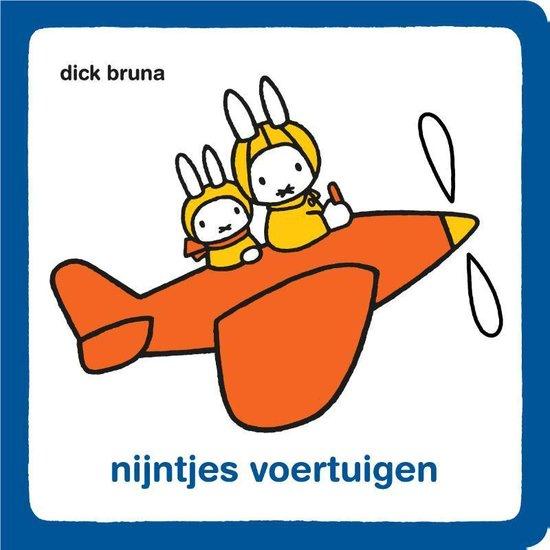 nijntjes voertuigen - Dick Bruna |