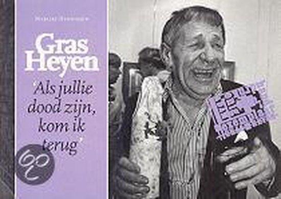 GRAS HEYEN. ALS JULLIE DOOD ZIJN,.. - Marijke Dinnissen   Fthsonline.com