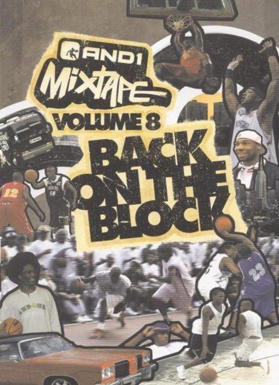 Cover van de film 'And 1 Mixtape Vol.8'