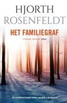 Boekomslag van 'Het familiegraf'