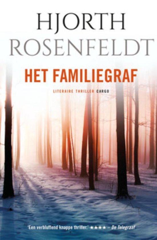 Het familiegraf - Hjörth Rosenfeldt  