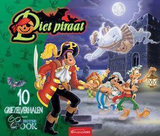 Piet Piraat : Griezelverhalen - Het Schotse Spook