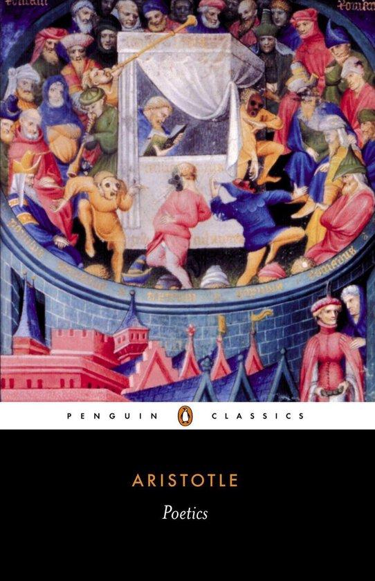 Boek cover Poetics van Aristotle (Paperback)
