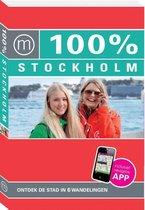 100% stedengidsen - 100% Stockholm