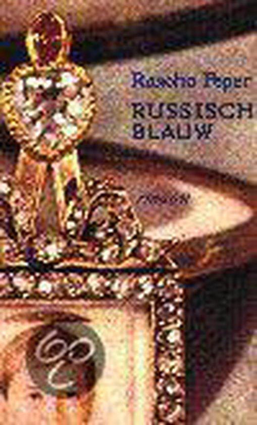 Russisch blauw - Rascha Peper |