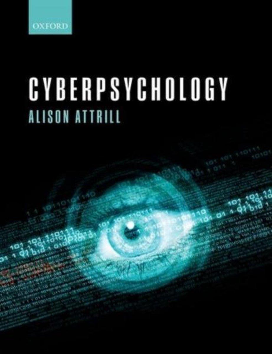 Cyberpsychology - Attrill