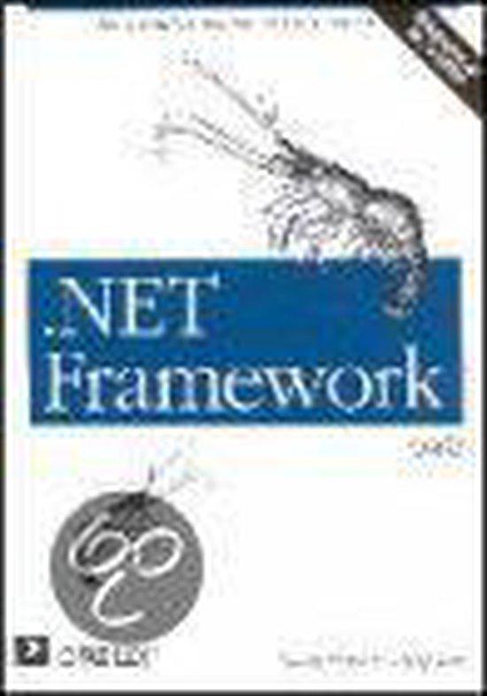 Cover van het boek '.NET Framework Gids' van Thuan Thai en T. Thai
