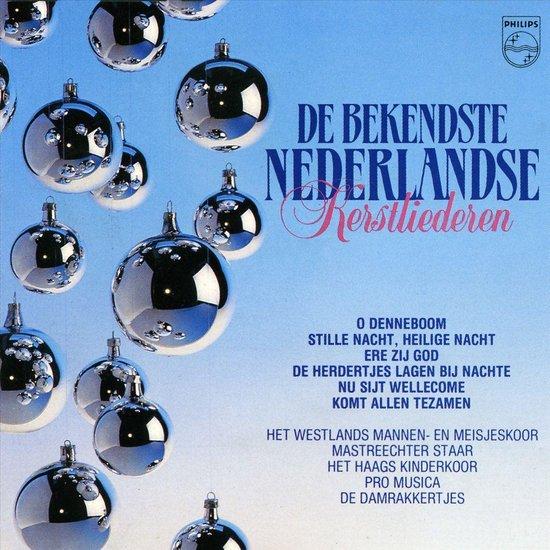 Bekendste Nederlandse Kerstliederen