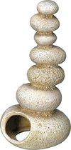 Nobby aqua deco pillar stone - 8,8 x 7,6 x 17,7 cm
