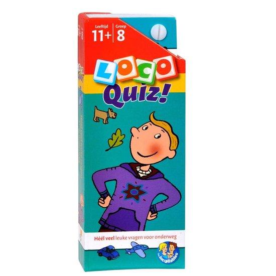 Loco Quiz! Leeftijd 11+ Groep 8 - Nvt. |
