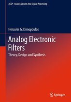 Analog Electronic Filters