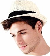 Toppers Trilby strohoedje summer L/xl