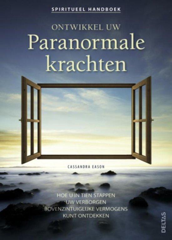 Spiritueel handboek - Ontwikkel uw paranormale krachten - Cassandra Eason |