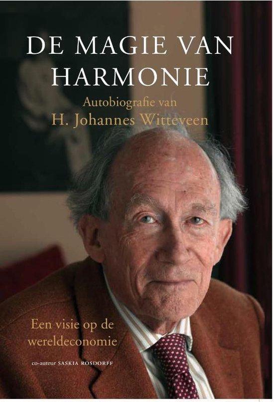 Cover van het boek 'De magie van harmonie' van H.J. Witteveen