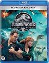 Jurassic World: Fallen Kingdom (3D Blu-ray)