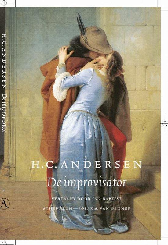 De Improvisator - Hans Christian Andersen |
