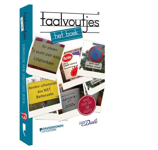 Taalvoutjes - het boek - Inger Hollebeek pdf epub