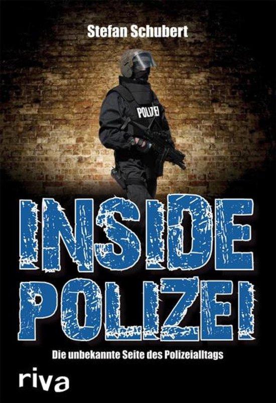 Boek cover Inside Polizei van Stefan Schubert (Onbekend)