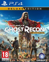 Ghost Recon: Wildlands - Deluxe Edition - PS4