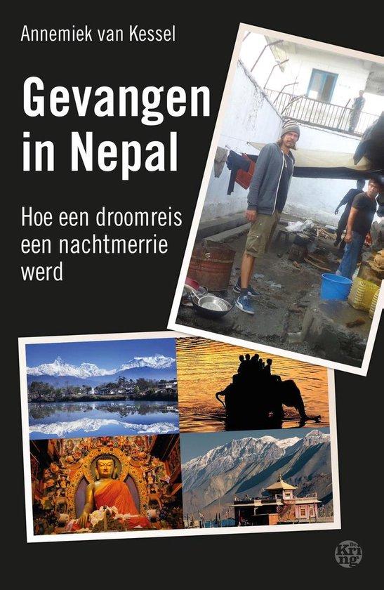 Gevangen in Nepal - Annemiek van Kessel  
