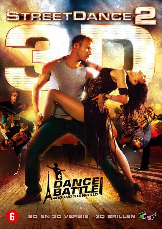 Cover van de film 'Streetdance 2'